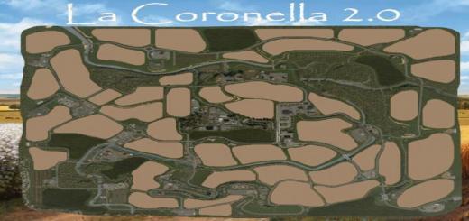 Photo of FS19 – La Coronella 2.0 Map V1.0.3.0