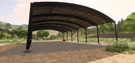 Photo of FS19 – Large Shed V1