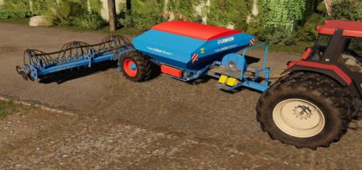Photo of FS19 – Lemken Solitair 12/800 V1