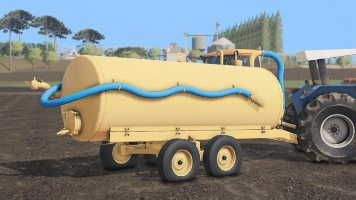FS19 - Liquid Organic Fertilizer Dispenser V1