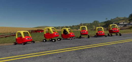 Photo of FS19 – Little Tykes Kid Toy Car V1