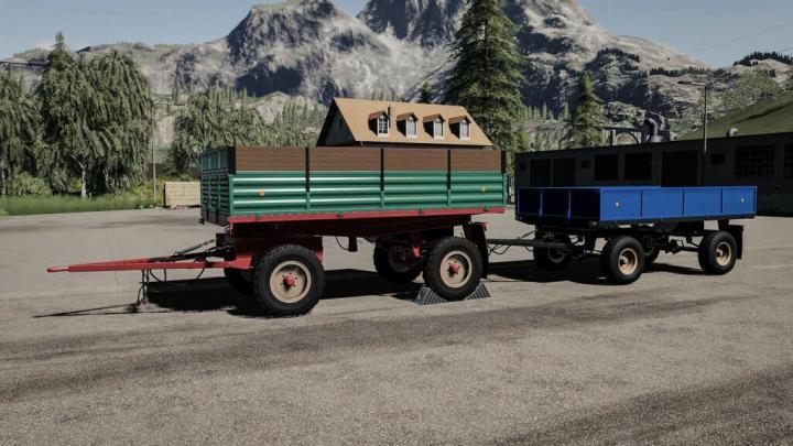 FS19 - Lizard D46-D47 Pack V1.2.0.1