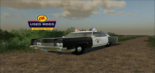 Photo of FS19 – Lizard Highway Patrol Cop Car V1