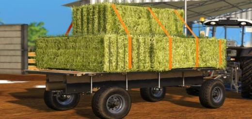 Photo of FS19 – Lizard Metal Trailer V1