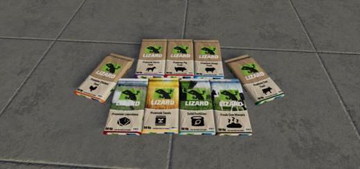 Photo of FS19 – Lizard Pallet Pack V1.1
