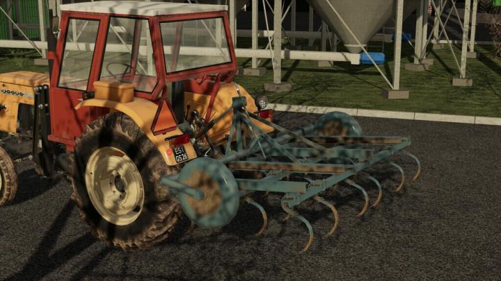 FS19 - Lizard Sam 20M V1.1