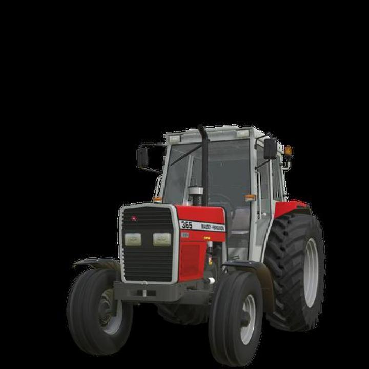 FS19 - Massey Ferguson 365 Tractor V2