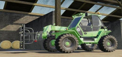 Photo of FS19 – Merlo P41.7 Turbofarmer V1