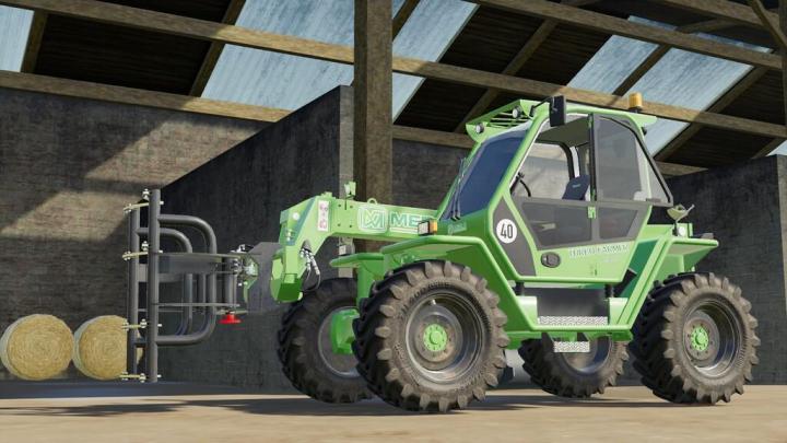 FS19 - Merlo P41.7 Turbofarmer V1