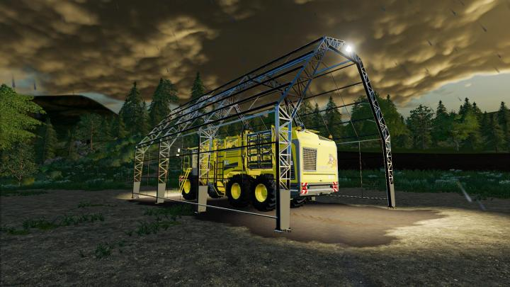 FS19 - Metal Shed V1