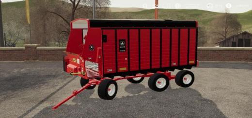 Photo of FS19 – Meyer Rt620 Forage Box V1
