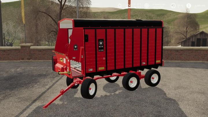 FS19 - Meyer Rt620 Forage Box V1