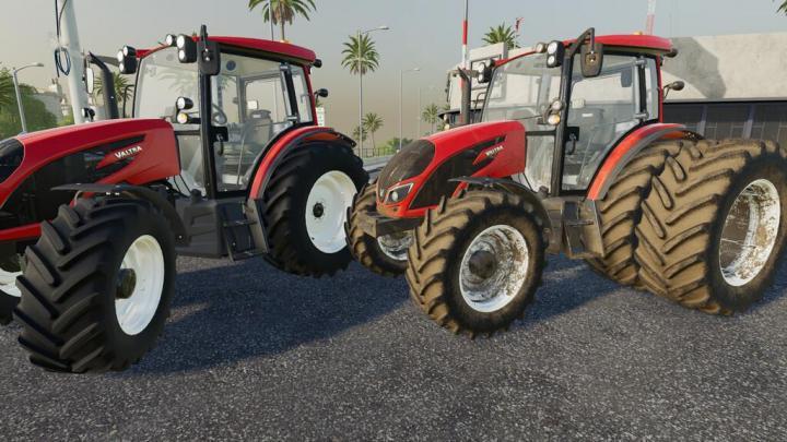 FS19 - Michelin Multibib Tires (Prefab) V1