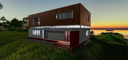 Photo of FS19 – Modern House V1.1