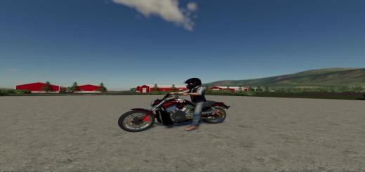 Photo of FS19 – Motorcycle V1