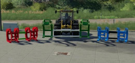 Photo of FS19 – Mrf Double Claw V1.0.1.0