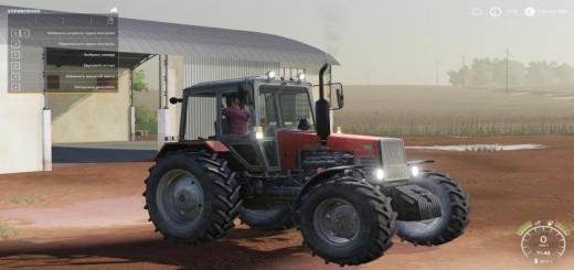 Photo of FS19 – Mtz 1221 Belarus Tractor V1.0.0.1