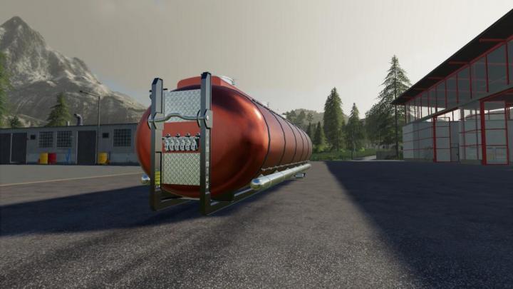 FS19 - Multi Liquid Tank V1