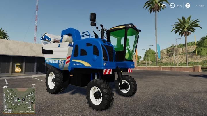 FS19 - New Holland 9060L V1