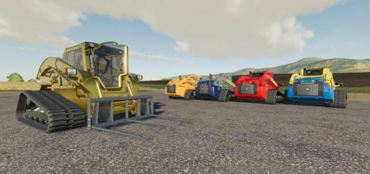 Photo of FS19 – New Holland C232 Custom V1.1