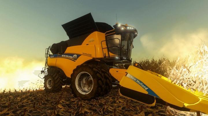 FS19 - New Holland Cr10.90 Us V2