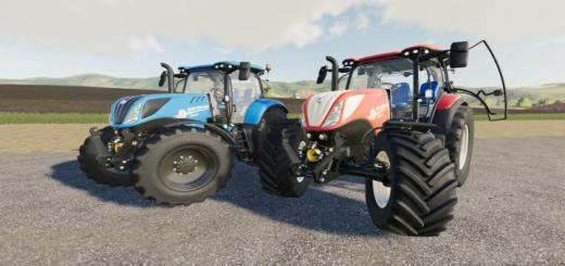 Photo of FS19 – New Holland T7S Series V1