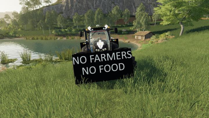 FS19 - No Farmers No Food V1.0.1