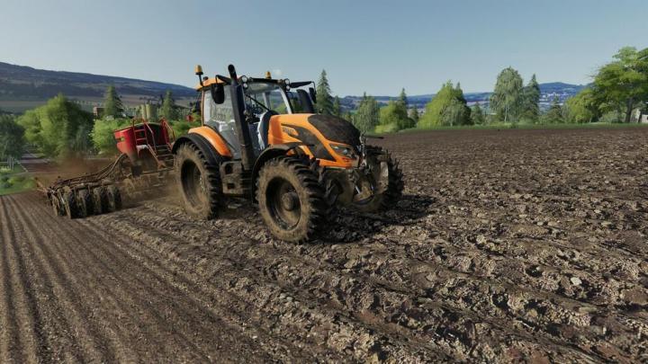 FS19 - Nokian Tyres Tractor King Wheels V1