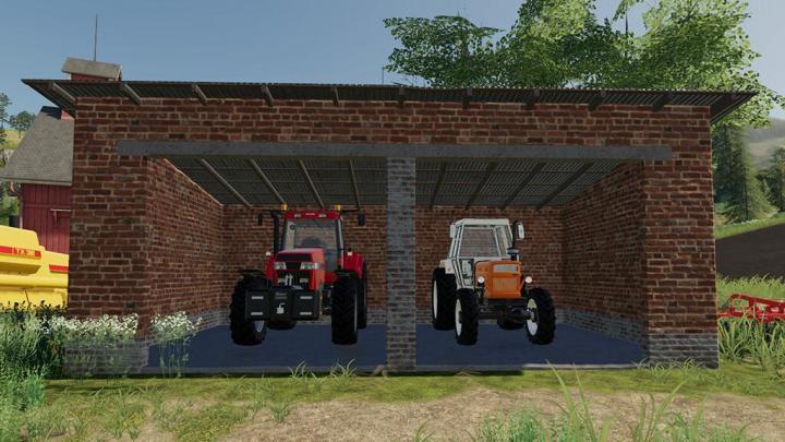 FS19 - Old Garage V1.1