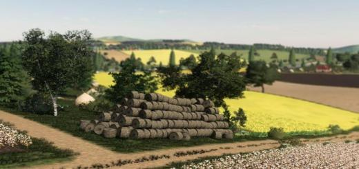 Photo of FS19 – Ostrowitko Map V1