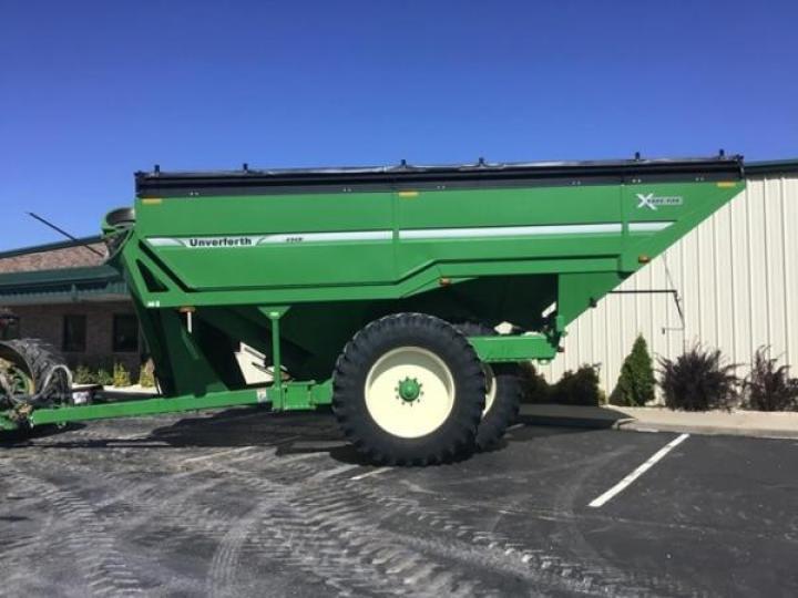 FS19 - Parker 1354 Grain Cart V1.1