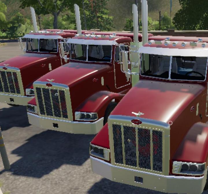 FS19 - Peterbilt 377 Truck V1
