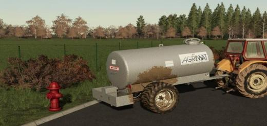 Photo of FS19 – Placeable Hydrant V1