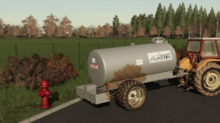 FS19 - Placeable Hydrant V1