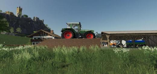 Photo of FS19 – Placeable Ramp V1