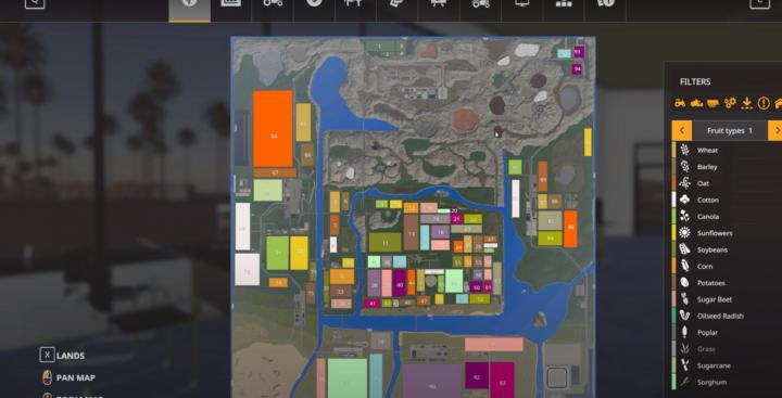 FS19 - Pleasant Valley County X16 Map V1.1.6