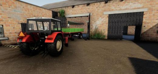 Photo of FS19 – Polish Barn V1