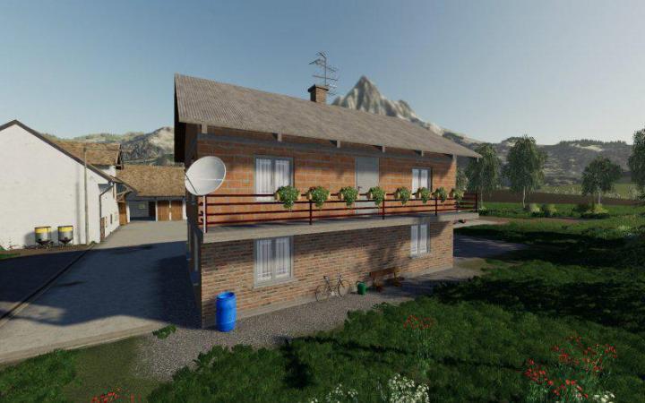 FS19 - Polish Farmhouse V1