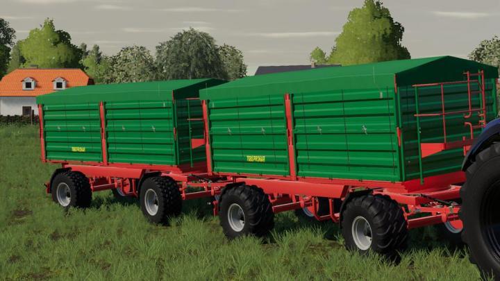 FS19 - Pronar T680 Trailer V1