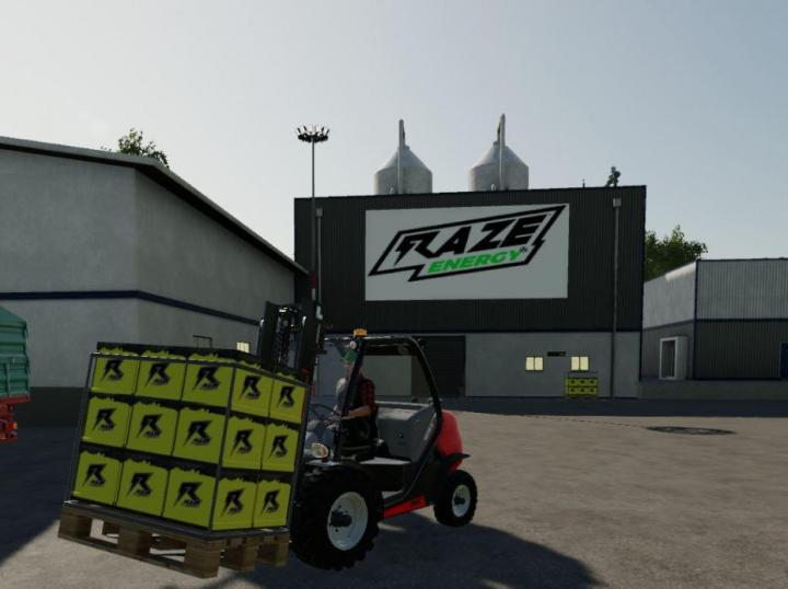 FS19 - Raza Energy Factory V1