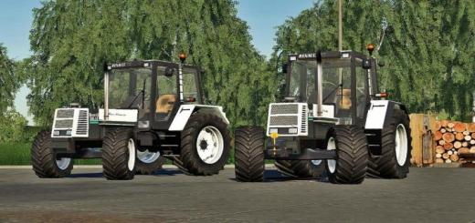 Photo of FS19 – Renault 110.14 Tractor V1
