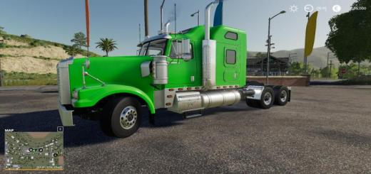 Photo of FS19 – Roadrunner Truck V1