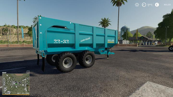 FS19 - Rolland 22-32 Trailer V1