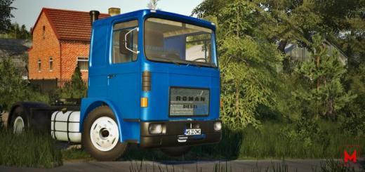 Photo of FS19 – Roman Diesel V0.0.0.1