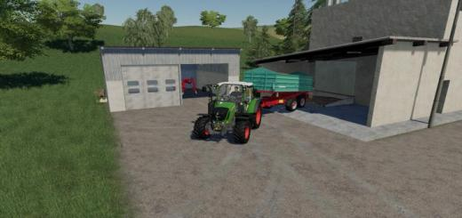 Photo of FS19 – Sawmill Pack V1