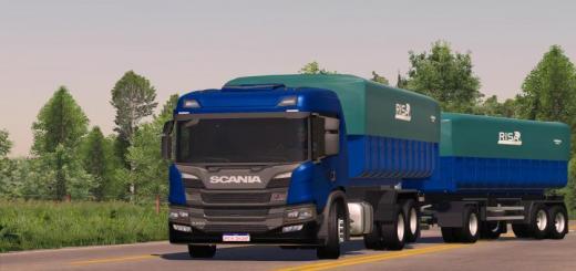 Photo of FS19 – Scania Pack V6