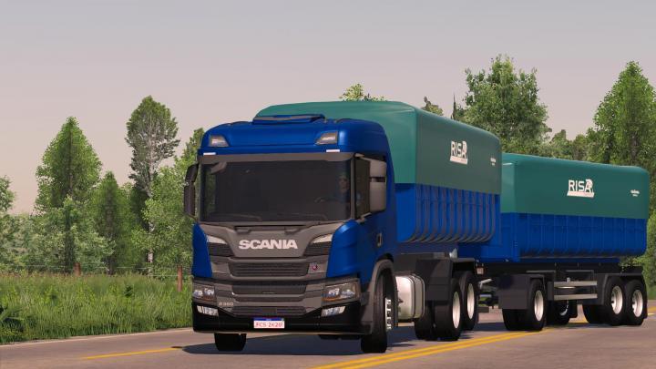 FS19 - Scania Pack V6