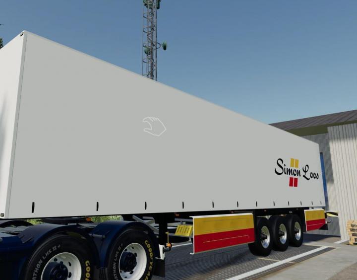 FS19 - Schmitz Cargobull Simon Loos V1