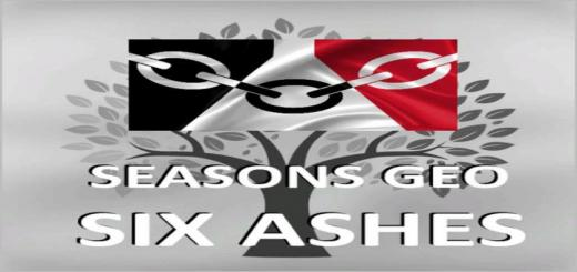 Photo of FS19 – Seasons Geo:six Ashes V1
