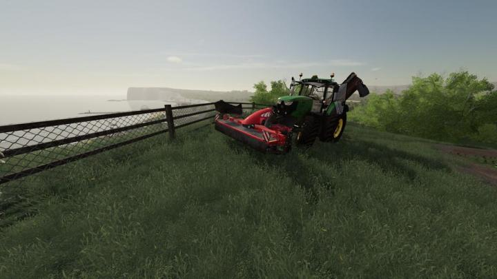 FS19 - Seasons Geo: Uk - South West - Exmouth V1.1